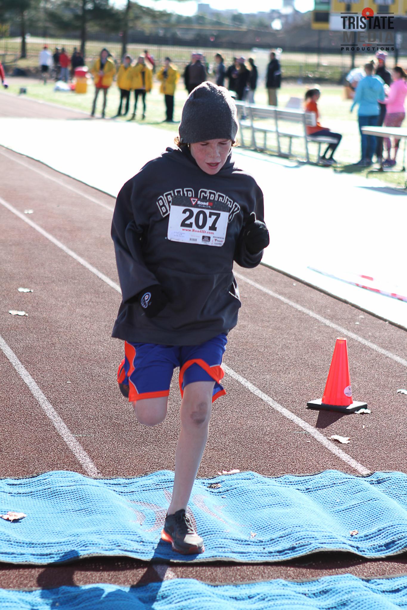 Running a 5K